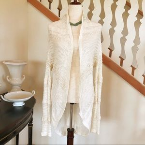 Anthropologie   Knitted & Knotted Cocoon Cardigan